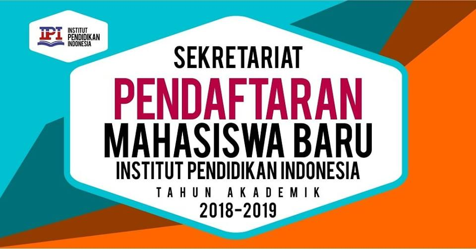 Info PMB 2018