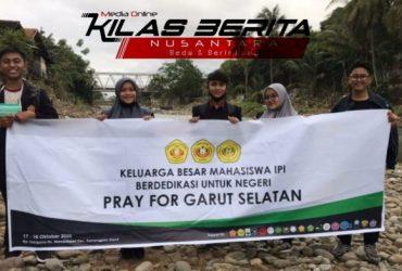 KBM Institut Pendidikan Indonesia (IPI) Berdedikasi Untuk Negeri,Pray For Garut Selatan