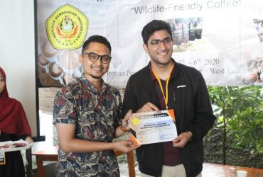 International Student Camp on Coffee and Loris Conservation