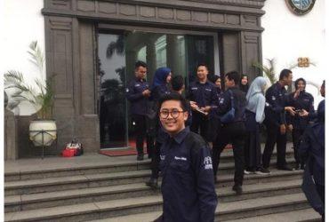 Mahasiswa IPI Garut menjadi Ajudan Milenial Gubernur Jabar