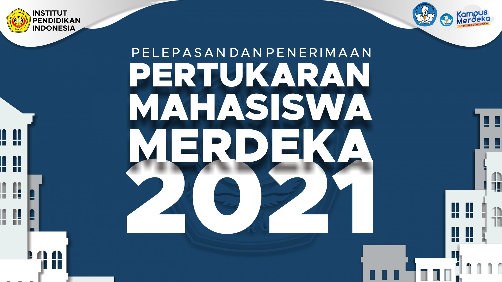 Pelepasan dan Penerimaan Program Pertukaran Mahasiswa Merdeka 2021